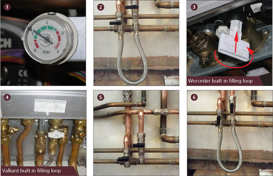 Checking Your Boiler Water Pressure - Trevolution